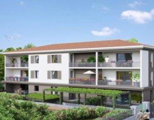 Achat / Vente appartement neuf Tassin-la-demi-lune proche centre (69160) - Réf. 3002