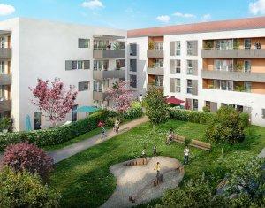 Achat / Vente appartement neuf Vaulx-en-Velin proche place du marché (69120) - Réf. 3411