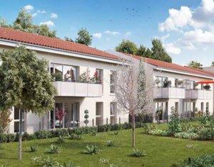 Achat / Vente appartement neuf Vaulx-en-Velin quartier Village (69120) - Réf. 4144