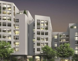 Achat / Vente appartement neuf Vaulx-en-Velin secteur La Soie (69120) - Réf. 1309