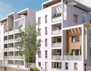 Achat / Vente appartement neuf Vénissieux à deux pas de Parilly (69200) - Réf. 5498
