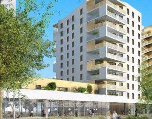 Achat / Vente appartement neuf Vénissieux au coeur du Grand Parilly (69200) - Réf. 4005