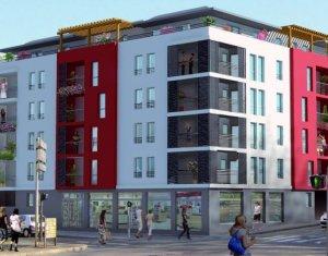 Achat / Vente appartement neuf Vénissieux centre - TVA réduite 7% (69200) - Réf. 4525