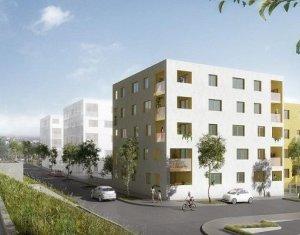 Achat / Vente appartement neuf Vénissieux proche commerces et 20 minutes de Lyon (69200) - Réf. 764