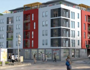 Achat / Vente appartement neuf Vénissieux proche gare (69200) - Réf. 3373
