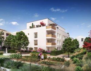 Achat / Vente appartement neuf Vénissieux proche tramway T4 (69200) - Réf. 3396