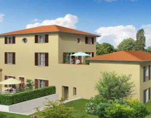 Achat / Vente appartement neuf Vernaison - quartier calme et résidentiel (69390) - Réf. 4334
