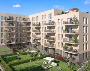 Achat / Vente appartement neuf Villefranche-sur-Saône proche de la gare (69400) - Réf. 4378