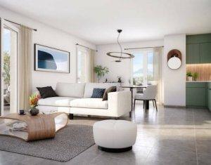 Achat / Vente appartement neuf Villeurbanne à 500 m du métro Gratte-Ciel (69100) - Réf. 5726