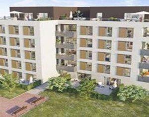 Achat / Vente appartement neuf Villeurbanne au cœur du quartier Croix Luizet (69100) - Réf. 4479