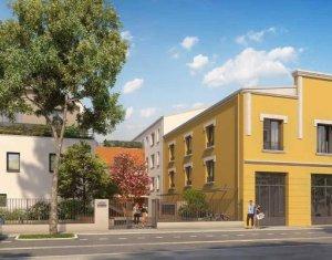 Achat / Vente appartement neuf Villeurbanne proche du Médipôle (69100) - Réf. 5816