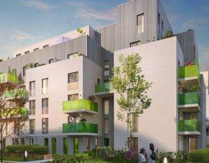 Achat / Vente appartement neuf Villeurbanne proche Gratte-Ciel (69100) - Réf. 5581
