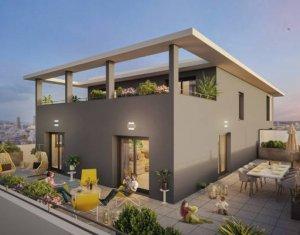 Achat / Vente appartement neuf Villeurbanne proche Montchat (69100) - Réf. 3060