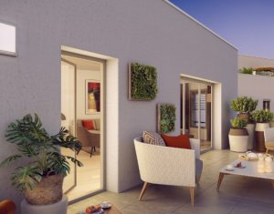 Achat / Vente appartement neuf Villeurbanne proche secteur Gratte-Ciel (69100) - Réf. 5866