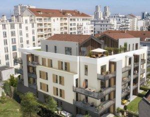 Achat / Vente appartement neuf Villeurbanne quartier Gratte Ciel (69100) - Réf. 3268