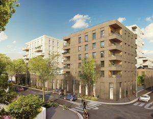 Achat / Vente appartement neuf Villeurbanne quartier Gratte-Ciel (69100) - Réf. 4132