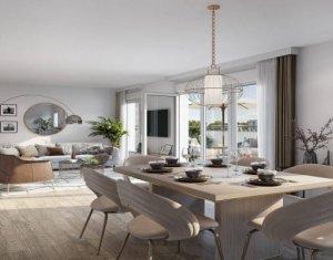 Achat / Vente appartement neuf Villeurbanne résidence intimiste quartier Charpennes (69100) - Réf. 5505