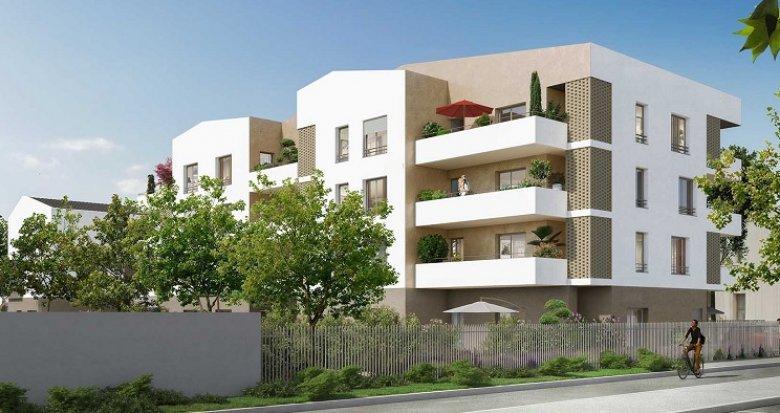 Achat / Vente appartement neuf Brignais proche Tram-Train (69530) - Réf. 3443