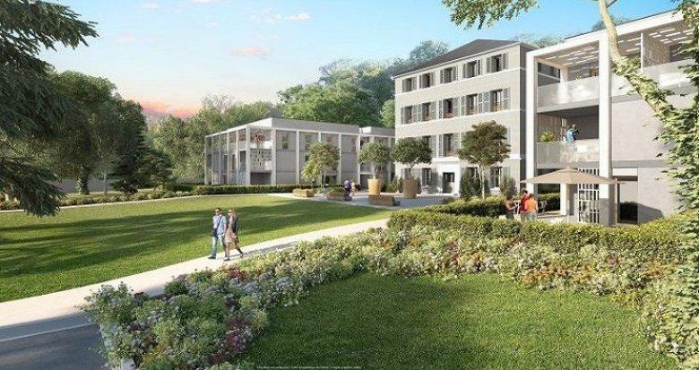 Achat / Vente appartement neuf Caluire proche quai Clémenceau (69300) - Réf. 613