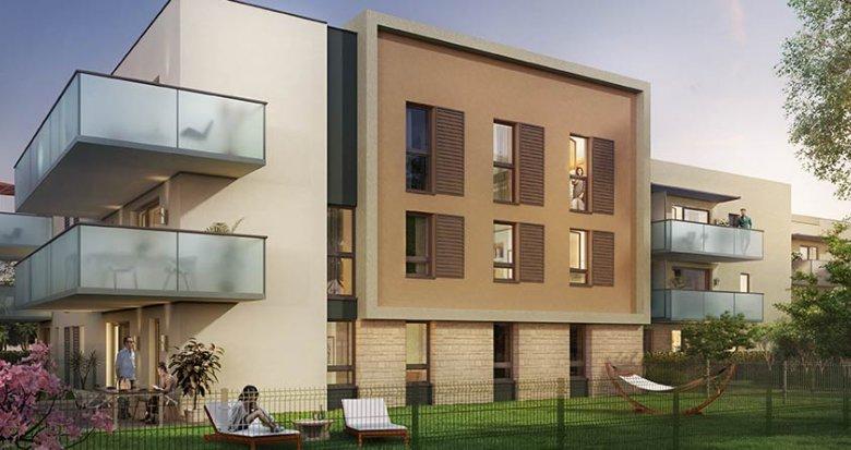 Achat / Vente appartement neuf Champagne au Mont d'Or centre-ville (69410) - Réf. 1752