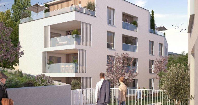Achat / Vente appartement neuf Champagne-au-Mont-d'Or proche toutes commodités (69410) - Réf. 5879