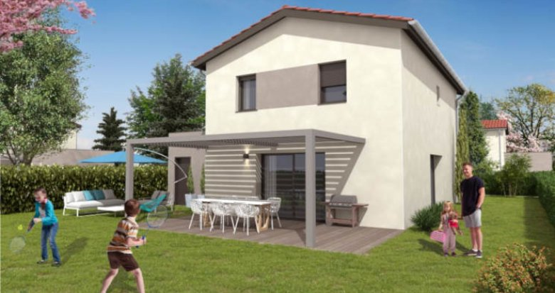 Achat / Vente appartement neuf Charly proche centre (69390) - Réf. 2922