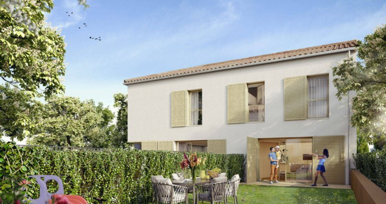 Achat / Vente appartement neuf Charly proche du centre-bourg (69390) - Réf. 6277