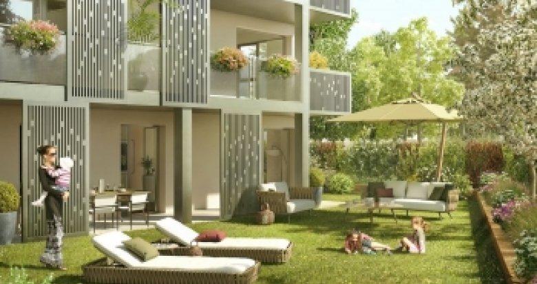 Achat / Vente appartement neuf Craponne proche place Marie-Andrée (69800) - Réf. 2222