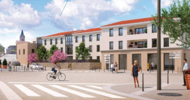 Achat / Vente appartement neuf Dardilly au cœur centre-ville (69570) - Réf. 4349