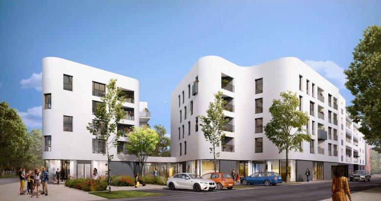 Achat / Vente appartement neuf Décines centre-ville (69150) - Réf. 2473