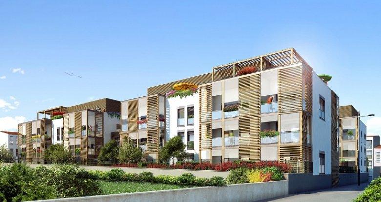 Achat / Vente appartement neuf Écully 10 minutes Lyon (69130) - Réf. 986