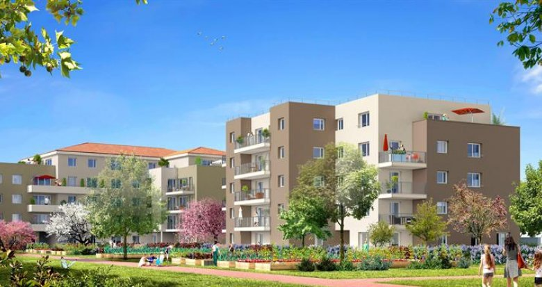 Achat / Vente appartement neuf Ecully proche centre (69130) - Réf. 1370