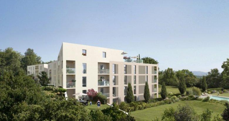 Achat / Vente appartement neuf Écully proche centre (69130) - Réf. 302