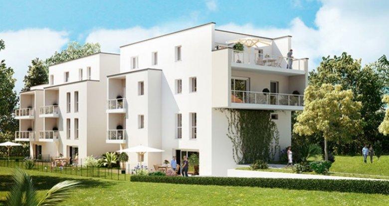 Achat / Vente appartement neuf Écully proche coeur village (69130) - Réf. 301
