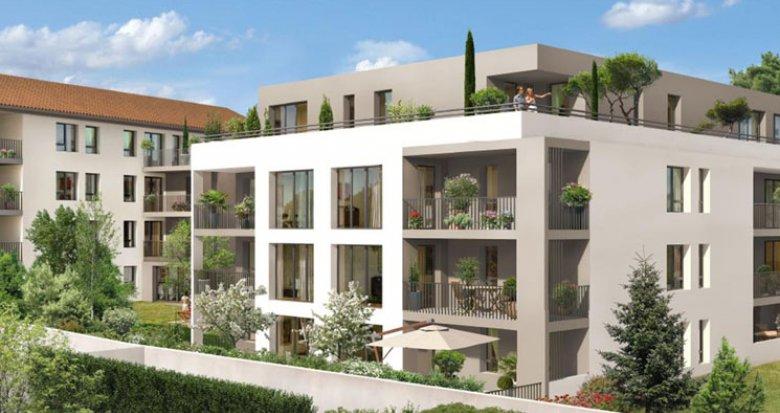 Achat / Vente appartement neuf Ecully proche Parc des Chênes (69130) - Réf. 908