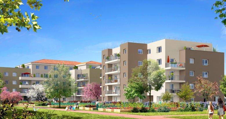 Achat / Vente appartement neuf Ecully quartier résidentiel proche centre-ville (69130) - Réf. 2048