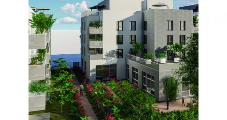 Achat / Vente appartement neuf Esprit Lumière (69008) - Réf. 3506