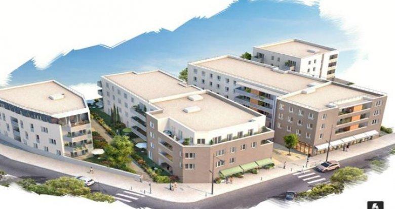 Achat / Vente appartement neuf Feyzin centre du village (69320) - Réf. 700