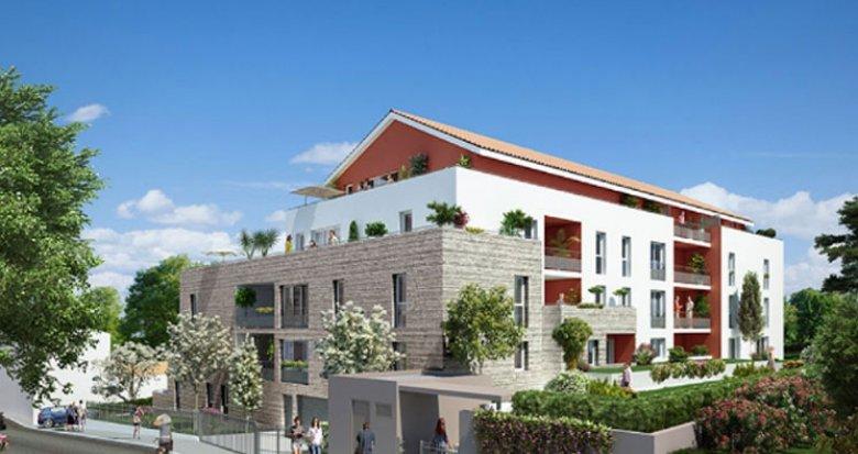 Achat / Vente appartement neuf Feyzin face au Parc de l'Europe (69320) - Réf. 1374
