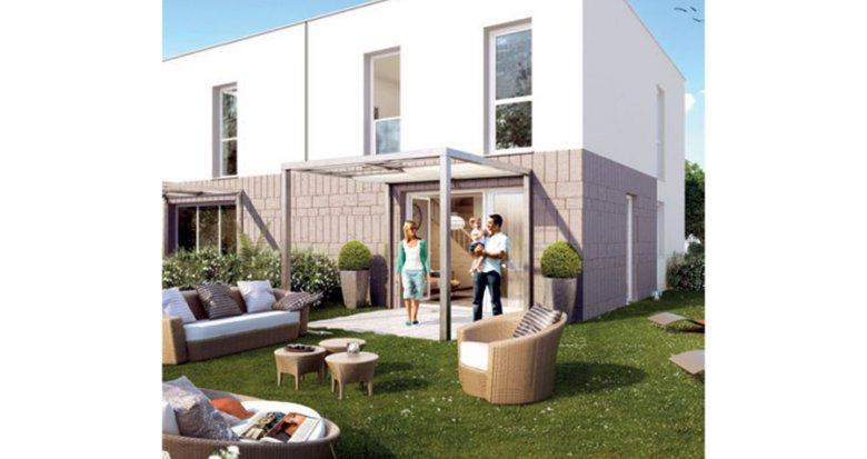 Achat / Vente appartement neuf Fontaines-sur-Saône proche Caluire (69270) - Réf. 765