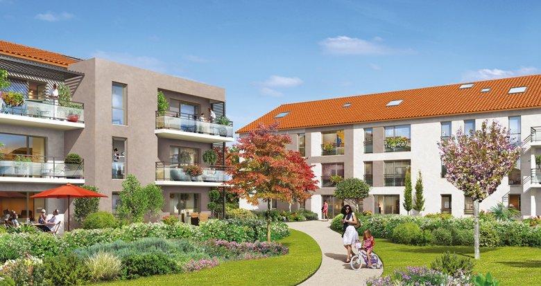 Achat / Vente appartement neuf Francheville au coeur du village (69340) - Réf. 1286