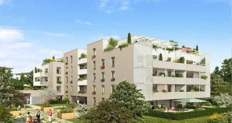 Achat / Vente appartement neuf Francheville au pied des transports (69340) - Réf. 4478