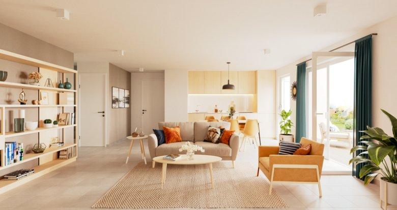 Achat / Vente appartement neuf Givors au coeur du quartier du Canal (69700) - Réf. 5894