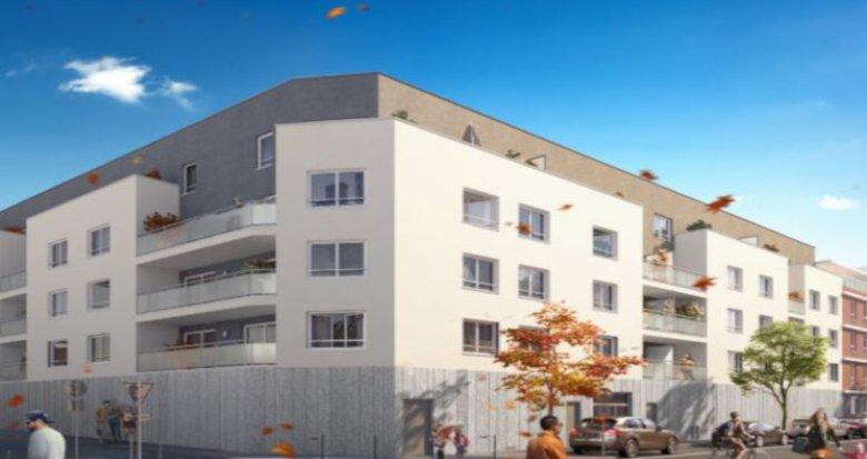 Achat / Vente appartement neuf Givors proche centre-ville (69700) - Réf. 3507