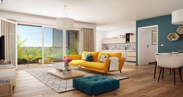 Achat / Vente appartement neuf Givors quartier commerçant (69700) - Réf. 1641