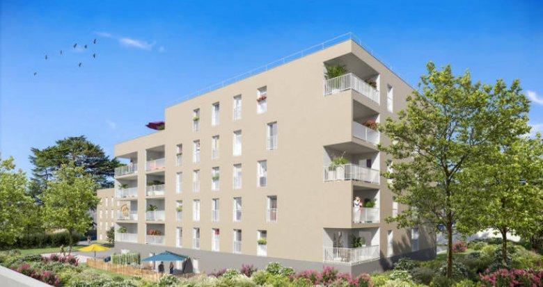 Achat / Vente appartement neuf Gleizé à 15 min Gare de Villefranche (69400) - Réf. 4954