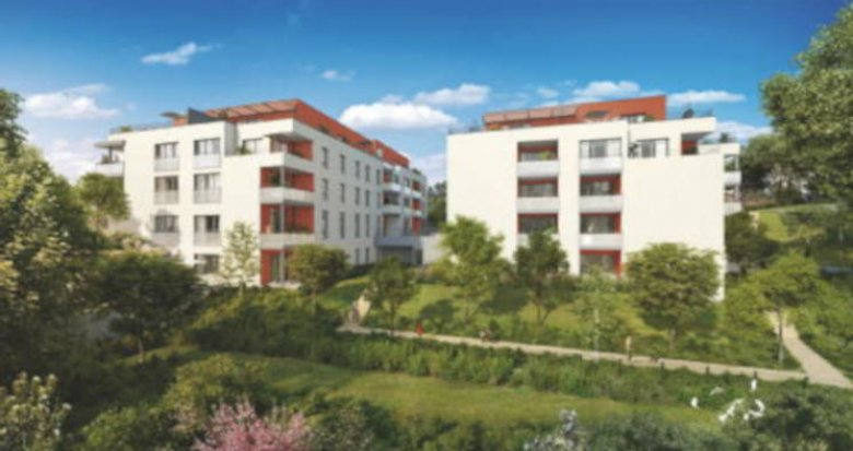 Achat / Vente appartement neuf Grigny proche centre (69520) - Réf. 3760