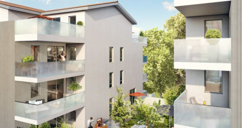 Achat / Vente appartement neuf Irigny centre-ville (69540) - Réf. 2377
