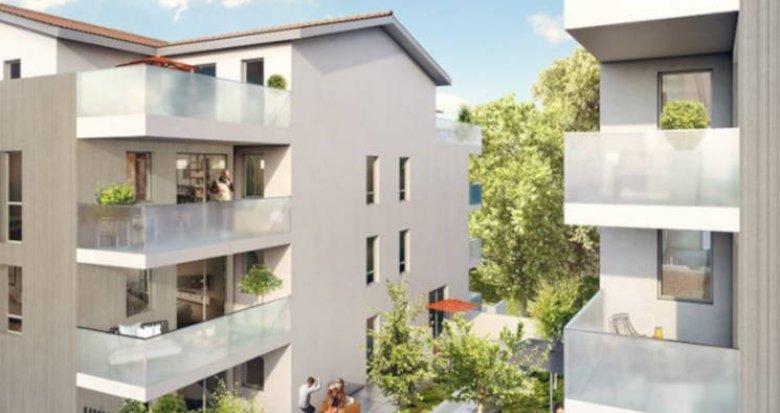 Achat / Vente appartement neuf Irigny proche mairie (69540) - Réf. 3327