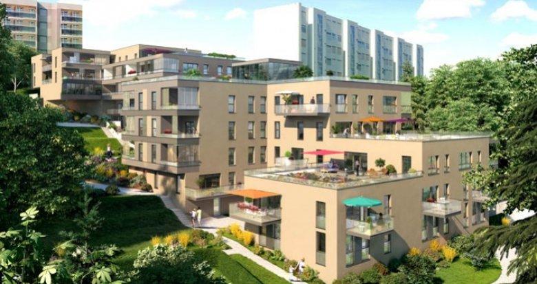Achat / Vente appartement neuf La Mulatière proche commodités (69350) - Réf. 443
